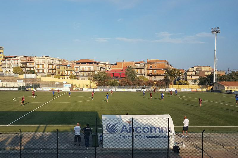 BIANCAVILLA-CAMARO 3-1: gli highlights del match (VIDEO)