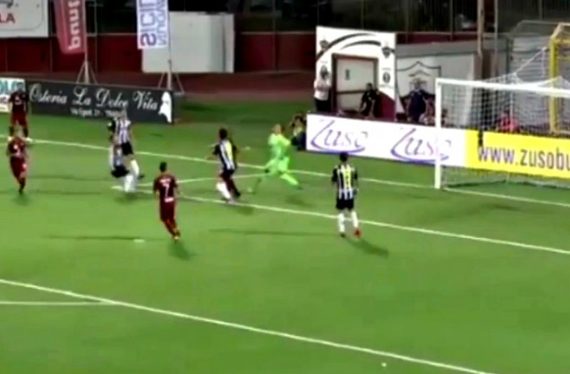 TRAPANI-SICULA LEONZIO 3-0: gli highlights (VIDEO)