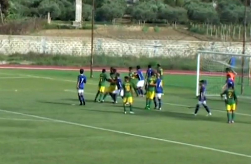DATTILO-MARSALA1912 1-0: gli highlights (VIDEO)