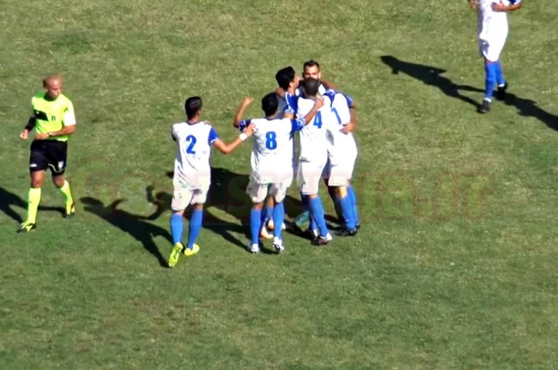 PALMESE-GELA 1-2: gli highlights (VIDEO)