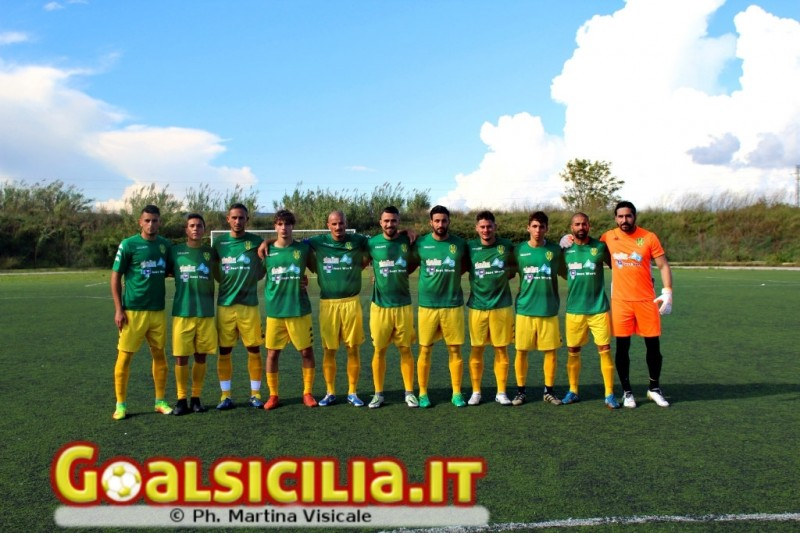 REAL ACI-PALAZZOLO 1-2: gli highlights del match (VIDEO)