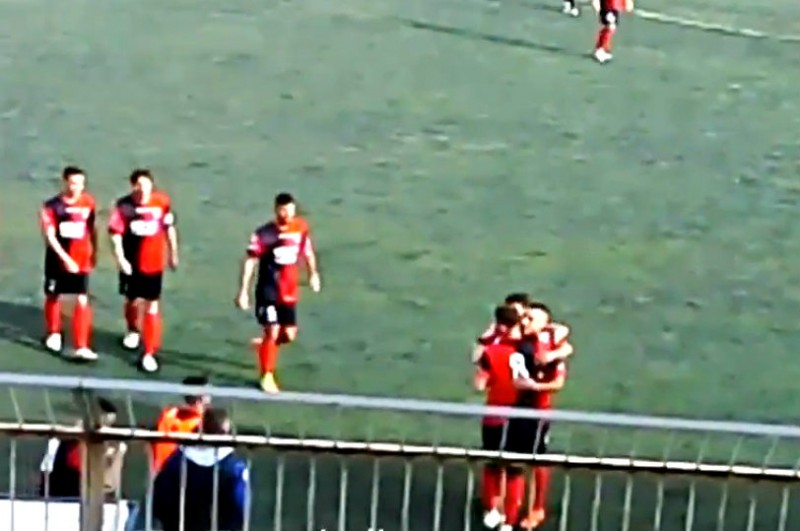 MUSSOMELI-MARSALA 1912 1-1: gli highlights (VIDEO)