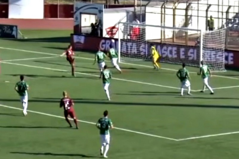 TRAPANI-SIRACUSA 3-1: gli highlights (VIDEO)