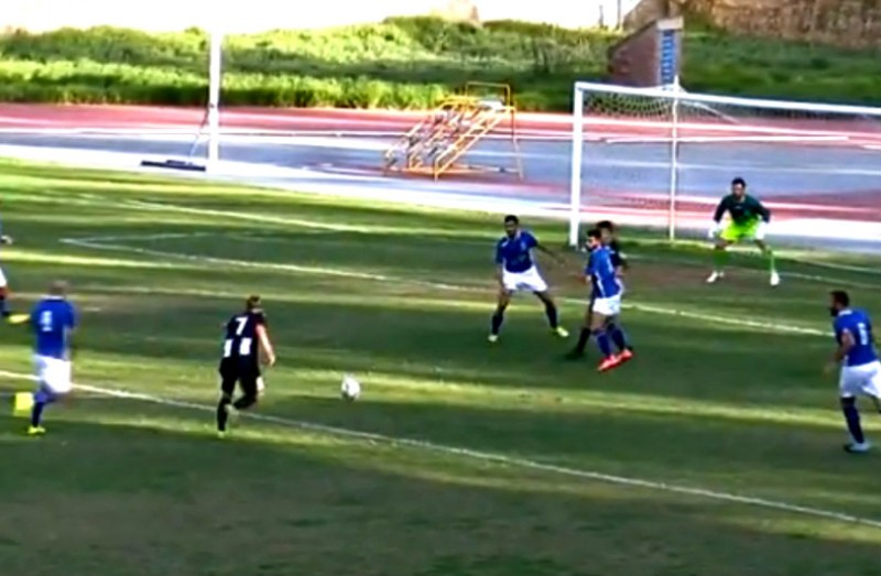 ALCAMO-MARSALA1912 1-0: gli highlights (VIDEO)