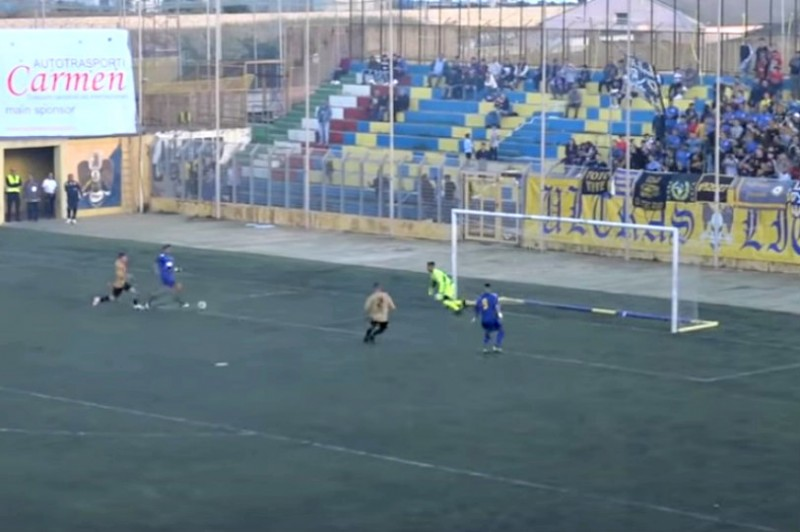 LICATA-GERACI 4-1: gli highlights (VIDEO)