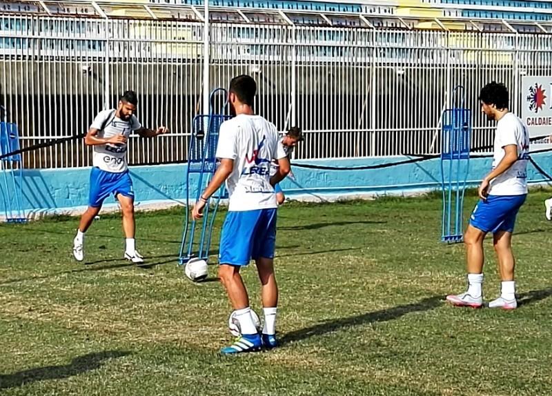 Akragas-Lecce, le formazioni in campo: Gomez