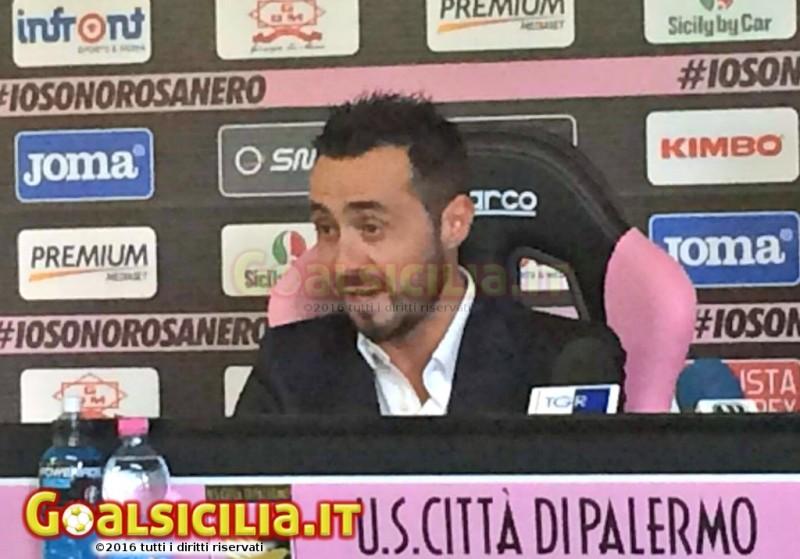 Schiarita Palermo: Corini non si dimette, resta alla guida dei rosanero