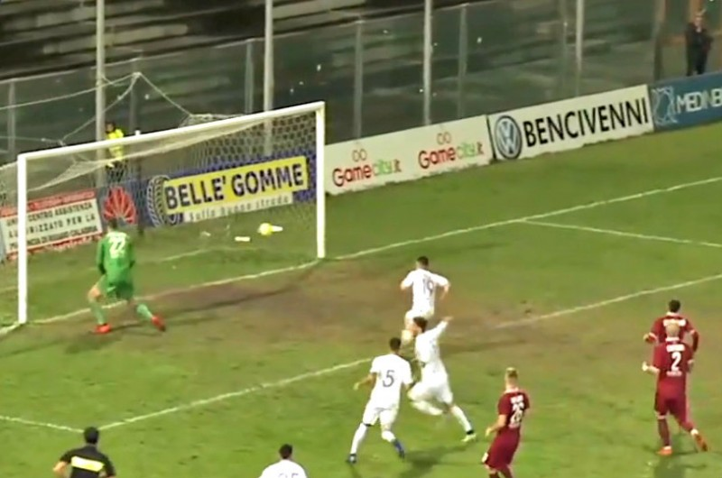 REGGINA-TRAPANI 1-1: gli highlights (VIDEO)-Corapi ancora decisivo