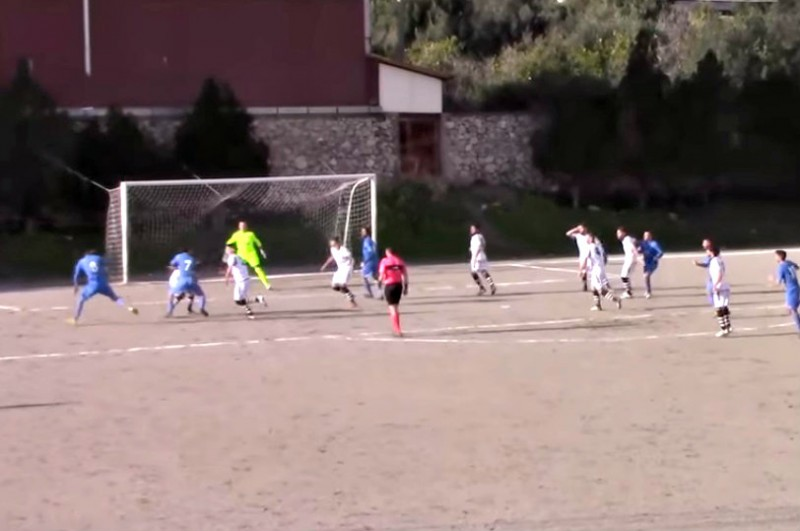JONICA-SANTA CROCE 0-3: gli highlights (VIDEO)