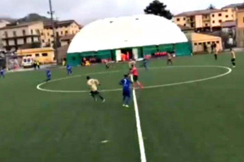 GERACI-MARSALA1912 2-0: gli highlights (VIDEO)