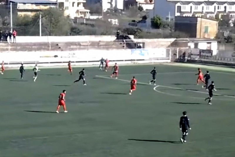 PRO FAVARA-CANICATTÌ 0-2: gli highlights (VIDEO)