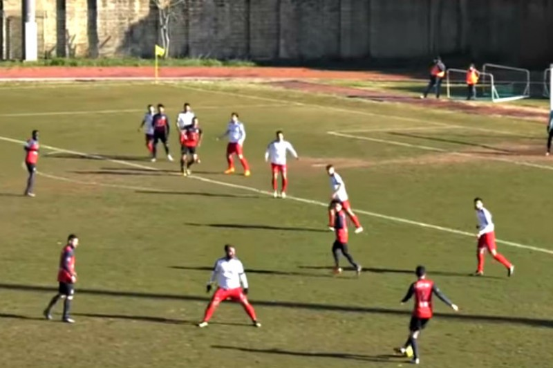 MARINA DI RAGUSA-SCORDIA 3-1: gli highlights (VIDEO)