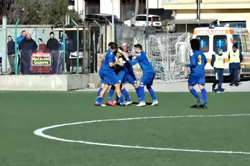 MUSSOMELI-LICATA 2-3: gli highlights (VIDEO)