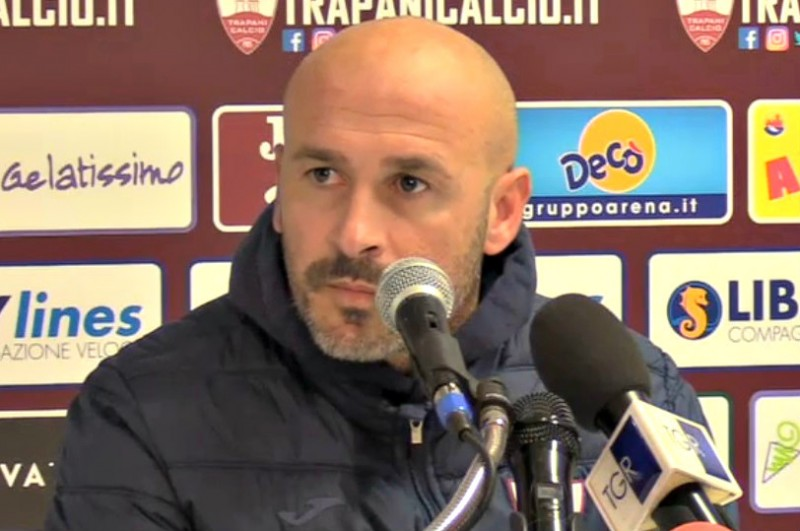 "Trapani, Italiano: ""Con la Paganese per archiviare pratica secondo posto. Ai play off per chiudere in bellezza…"""