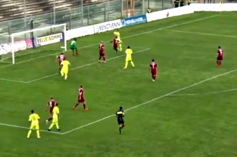 REGGINA-SICULA LEONZIO 0-1: gli highlights (VIDEO)