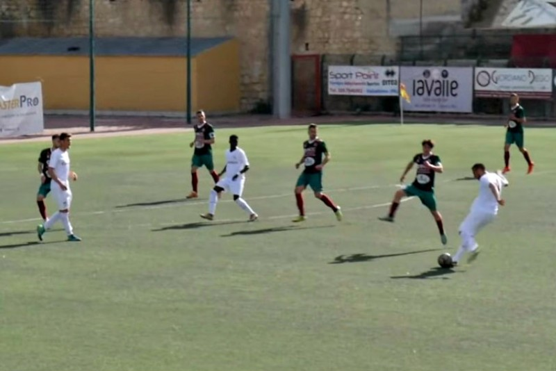SANCATALDESE-ROCCELLA 2-3: gli highlights (VIDEO)