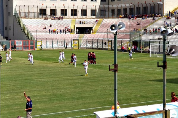 ACR MESSINA-ACIREALE 1-2: gli highlights (VIDEO)