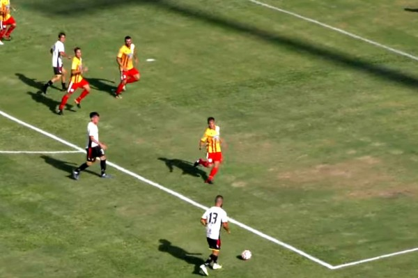 FC MESSINA-CITTANOVESE 2-0: gli highlights (VIDEO)