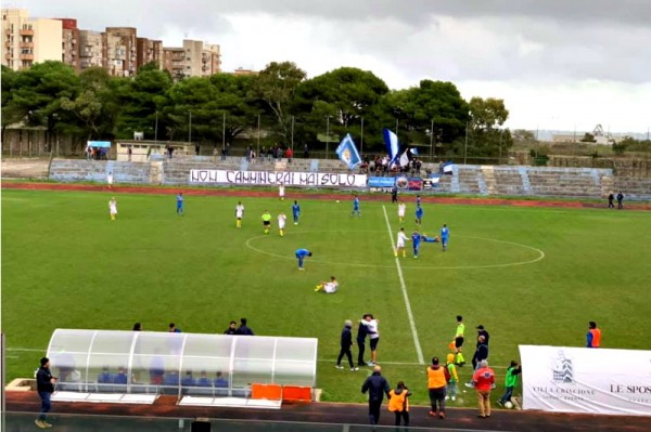 RAGUSA-GIARRE 1-1: gli highlights (VIDEO) - GoalSicilia.it