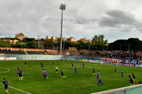 PATERNO'-GIARRE 1-0: gli highlights del match (VIDEO) - GoalSicilia.it