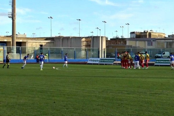 MARSALA-CITTANOVESE 1-3: gli highlights del match (VIDEO)