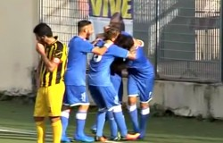 Cavese-Gela 1-2: gli highlights del match (VIDEO)