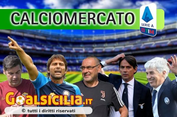 Serie A Tabellone Calciomercato Invernale 2019 20 Acquisti Cessioni E Probabili Formazioni Goalsicilia It