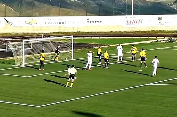 CANICATTì-PRO FAVARA 1-0: gli highlights del match (VIDEO)