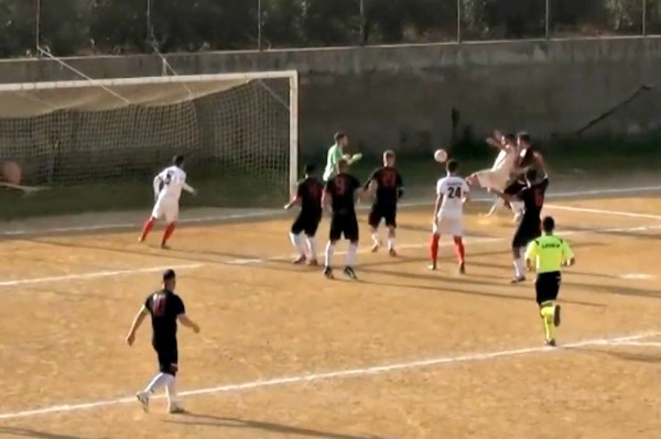 MARINEO-MISILMERI 1-1: gli highlights del match (VIDEO)