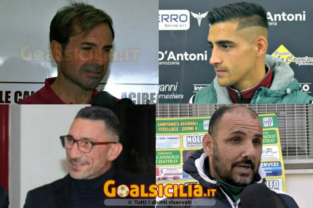 Il salottino di Goalsicilia: focus sul calcio siciliano con Breve, Dolenti, Palma e Tarantino (VIDEO)