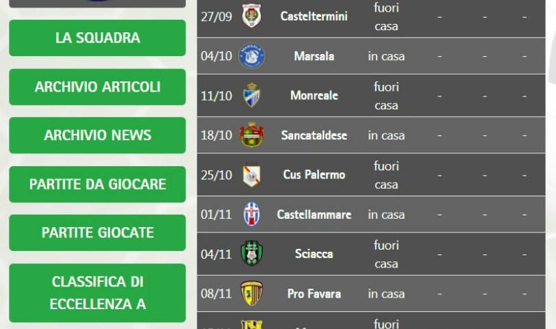 ECCELLENZA/A: il calendario 2020/2021 squadra per squadra (CLICCA