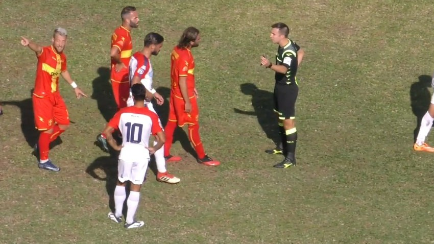 FC MESSINA-TROINA 1-0: gli highlights del match (VIDEO)