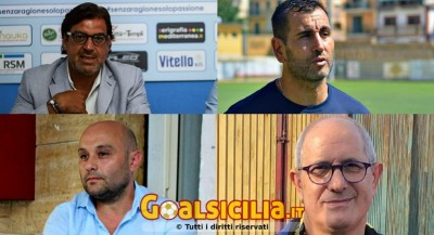 Il salottino di Goalsicilia: focus sul calcio siciliano con Castronovo, Settineri, Restuccia e Barresi (VIDEO)