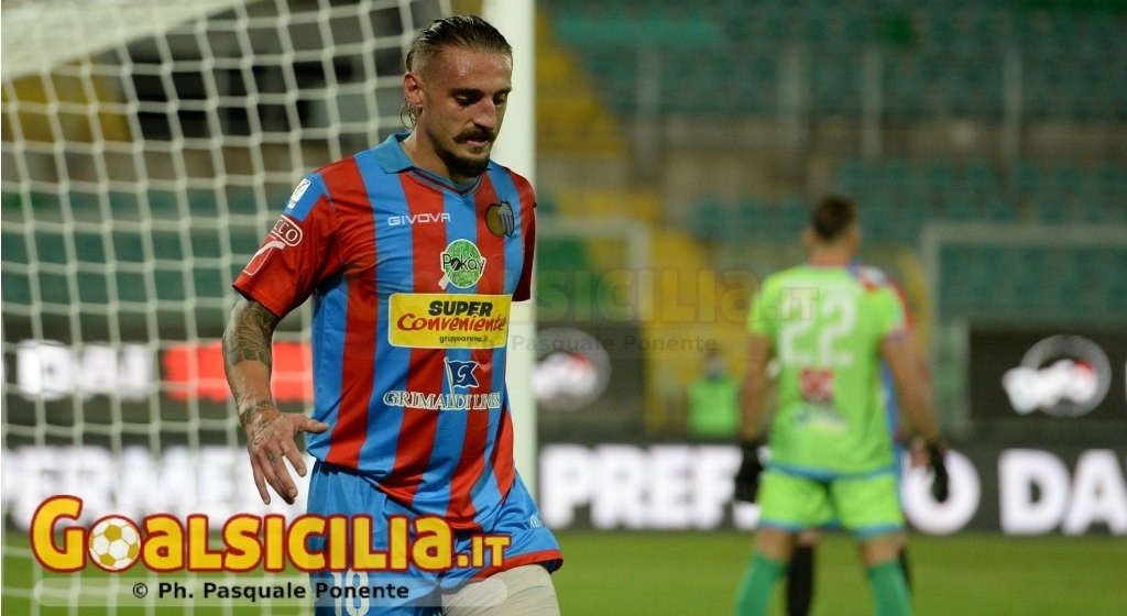 Catania-Cavese 1-1: le pagelle del match