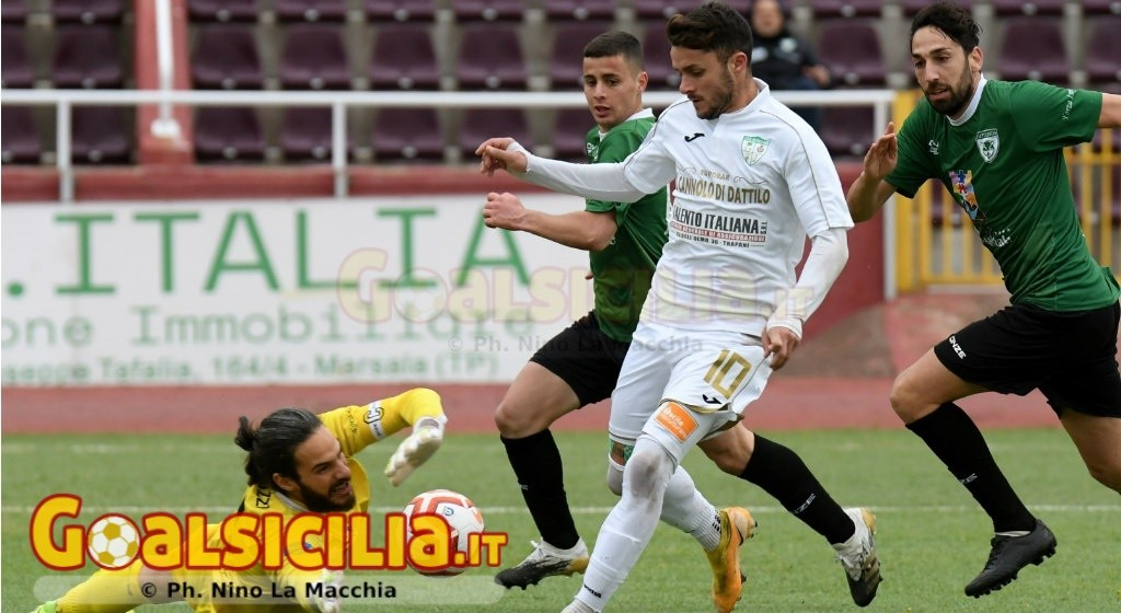 DATTILO-ROTONDA 1-0: gli highlights del match (VIDEO)