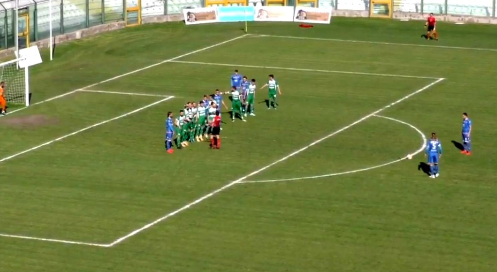 FC MESSINA-DATTILO 4-2: gli highlights (VIDEO)