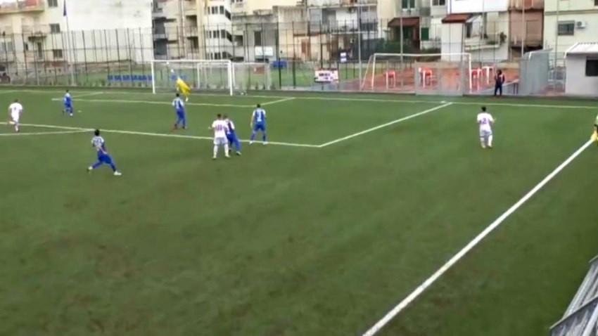JONICA-ACI SANT'ANTONIO 2-2: gli highlights del match (VIDEO)