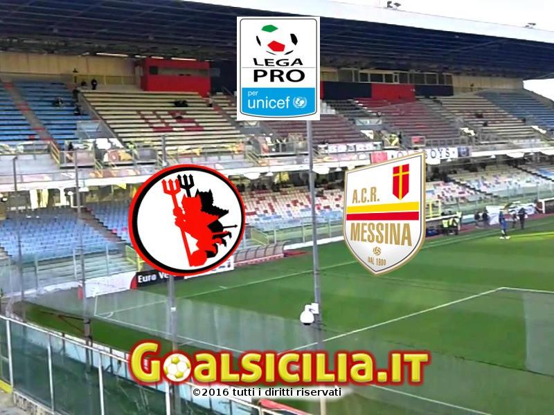 Foggia-Messina 3-0: il tabellino della gara