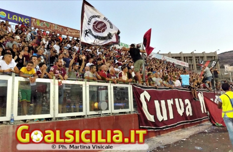 TRAPANI-COSENZA 1-2: gli highlights (VIDEO)