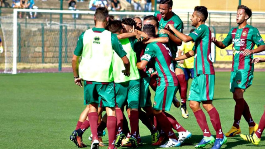 SANCATALDESE-MARSALA 3-3: highlights e interviste post gara (VIDEO)