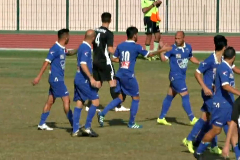 MARSALA-MAZARA 3-0: gli highlights del match (VIDEO)