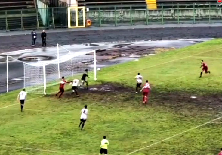 ACIREALE-MESSINA 1-0: highlights e interviste post gara (VIDEO)